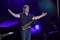 07 June 2018 - Nashville, Tennessee - Chris Carmack. 2018 CMA Music Festival Nightly Concert held at Nissan Stadium. <br /> CAP/ADM/DMF<br /> &copy;DMF/ADM/Capital Pictures