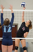 Springdale at Har-Ber Girls Volleyball - September 28, 2017