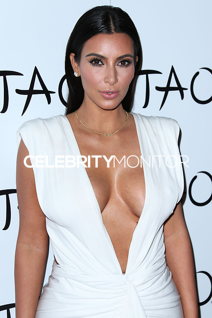 LAS VEGAS, NV, USA - OCTOBER 24: Kim Kardashian arrives at Kim Kardashian's 34th Birthday Celebration held at TAO Las Vegas on October 24, 2014 in Las Vegas, Nevada, United States. (Photo by Xavier Collin/Celebrity Monitor)