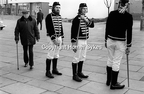 Handsworth Sword Dance Yorkshire <br /> <br /> My ref 12a/1302/1976,