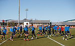 090218 Rangers training