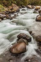 A river whose source is from deep within sacred Waipi'o Valley, Hamakua Coast, Big Island.