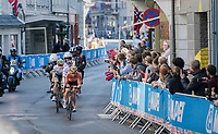 Women Elite Road Race<br /> <br /> UCI 2017 Road World Championships - Bergen/Norway