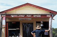Océanie/Australie/Australie Méridionale/Ile Kangaroo/Emu Ridge : Distillerie d'huile d'eucalyptus dans un ancien bureau de poste