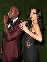 7 January 2018 -  Beverly Hills, California - Tyrese Gibson, Nicole Scherzinger,  75th Annual Golden Globe Awards_Roaming held at The Beverly Hilton Hotel. <br /> CAP/ADM/FS<br /> &copy;FS/ADM/Capital Pictures