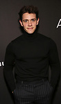 "Casey Cott Attends the Broadway Opening Night Arrivals for ""Burn This"" at the Hudson Theatre on April 15, 2019 in New York City."