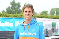 ZEILSPORT: MEDEMBLIK: 28-05-2016, Delta Lloyd Regatta, Dorian van Rijsselberghe, ©foto Martin de Jong