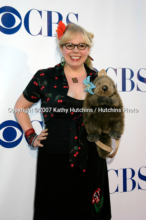 Kristen Vangsness.CBS TCA Summer Press Tour Party.Wadsworth Theater.Westwood, CA.July 19, 2007.©2007 Kathy Hutchins / Hutchins Photo....