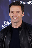 MADRID, SPAIN-December 01: Hugh Jackman attends The Greatest Showman photocall at the Villamagna hotel in Madrid, Spain December01, 2017. Credit: Jimmy Olsen/Media Punch ***NO SPAIN*** /NortePhoto.com NORTEPHOTOMEXICO