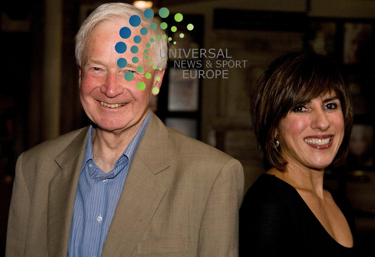 Andy Neal, brains behind the Will Relief and Shereen Nanjiani , at Oran Mor Glasgow where solicitors will ask for donations for charities rather than a.fee for making a will during September. The money will go towards five.Scotland-based charities which specialise in relief and development work.abroad Picture/Johnny Mclauchlan/Universal News and Sport(Scotland)31/08/2009