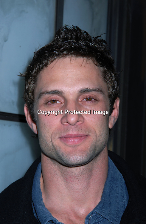 "David Fumero of One Life to Live..at The Opening of the Play ""Boys Just Wanna Have Fun""..written by Anthony Wilkinson on March 2, 2007 at The Actors Playhouse Theatre. ..Robin Platzer, Twin Images"