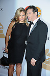 BEVERLY HILLS, CA. - January 30: Jill Goodacre and Harry Connick Jr. arrive at the 52nd Annual GRAMMY Awards - Salute To Icons Honoring Doug Morris held at The Beverly Hilton Hotel on January 30, 2010 in Beverly Hills, California.