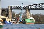 Drogheda Port...(Photo credit should read Jenny Matthews www.newsfile.ie)....This Picture has been sent you under the conditions enclosed by:.Newsfile Ltd..The Studio,.Millmount Abbey,.Drogheda,.Co Meath..Ireland..Tel: +353(0)41-9871240.Fax: +353(0)41-9871260.GSM: +353(0)86-2500958.email: pictures@newsfile.ie.www.newsfile.ie.