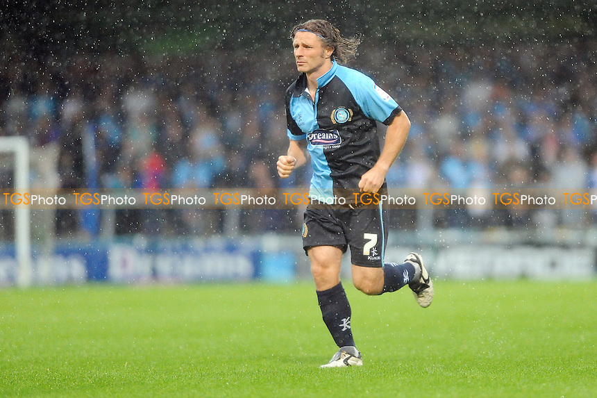 Gareth Ainsworth of Wycombe  - Wycombe Wanderers vs Bristol Rovers - NPower League Two Football at Adams Park, High Wycombe - 03/02/07 - MANDATORY CREDIT: Anne-Marie Sanderson/TGSPHOTO - Self billing applies where appropriate - 0845 094 6026 - contact@tgsphoto.co.uk - NO UNPAID USE.