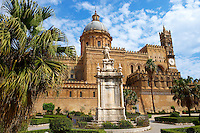 Palermo Cathedral, Sicily