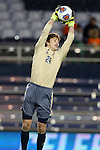 11 December 2015: Akron's Jake Fenlason. The Akron University Zips played the Stanford University Cardinal at Sporting Park in Kansas City, Kansas in a 2015 NCAA Division I Men's College Cup Semifinal match. The game ended in a 0-0 tie after overtime. Stanford advanced to the Final by winning the penalty kick shootout 8-7. (Photograph by Andy Mead/YCJ/Icon Sportswire)