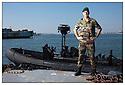 Lorient<br /> CAPITAINE DE FR&Eacute;GATE LUC GANDER,<br /> Commandant de la base des fusiliers marins et commandos (BFMC)