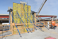 Boathouse at Canal Dock Phase II   State Project #92-570/92-674 Construction Progress Photo Documentation No. 08 on 21 February 2017. Image No. 18