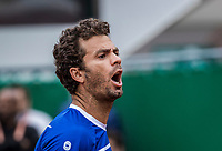 Paris, France, 3 June, 2017, Tennis, French Open, Roland Garros, Jean-Julien Rojer (NED)<br /> Photo: Henk Koster/tennisimages.com