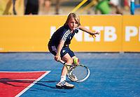 Netherlands, Rosmalen , June 10, 2015, Tennis, Topshelf Open, Autotron, Kidsday<br /> Photo: Tennisimages/Henk Koster