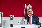30.11.2018, Audi Dome, Muenchen, GER, FC Bayern Jahreshauptversammlung 2018, im Bild Prof. Dr. Dieter Mayer (Vizepraesident FCB)<br /> <br /> Foto &copy; nordphoto / Straubmeier