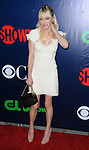 Anna Faris arriving at the CBS, CW and Showtime 2015 Summer TCA Party , held at the Pacific  Design Center in Los Angeles, Ca. August 10, 2015