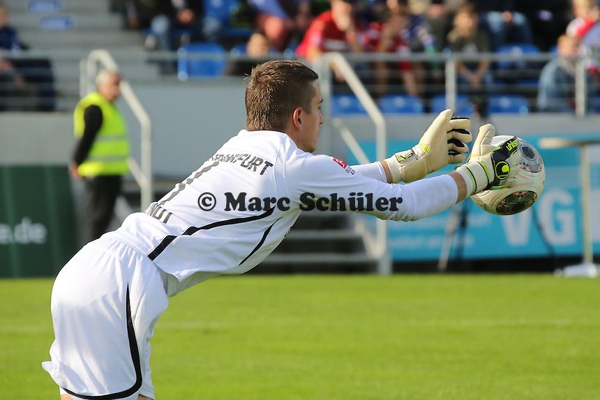 Patric Klandt (FSV) - FSV Frankfurt vs. VfR Aalen, Frankfurter Volksbank Stadion