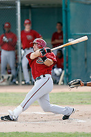 Collin Cowgill - Arizona Diamondbacks, 2009 Instructional League.Photo by:  Bill Mitchell/Four Seam Images..