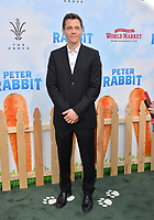 Will Gluck at the world premiere for &quot;Peter Rabbit&quot; at The Grove, Los Angeles, USA 03 Feb. 2018<br /> Picture: Paul Smith/Featureflash/SilverHub 0208 004 5359 sales@silverhubmedia.com