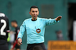 09 April 2016: Referee Jorge Gonzalez. DC United hosted the Vancouver Whitecaps FC at RFK Stadium in Washington, DC in a 2016 Major League Soccer regular season game. DC United won the match 4-0.