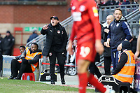 O's manager Ross Embleton during Leyton Orient vs Grimsby Town, Sky Bet EFL League 2 Football at The Breyer Group Stadium on 11th January 2020