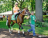Countessa A before at Delaware Park on 7/17/14