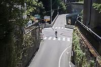 Michal Kwiatkowski (POL/SKY)<br /> <br /> 69th Critérium du Dauphiné 2017<br /> Stage 8: Albertville > Plateau de Solaison (115km)