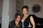 Valerie Simpson (Ashford & Simpson) and Tamara Tunie - As The World Turns - The 11th Annual Skating with the Stars Gala - a benefit gala for Figure Skating in Harlem  on April 11, 2016 on Park Avenue in New York City, New York with many Olympic Skaters and Celebrities. (Photo by Sue Coflin/Max Photos)