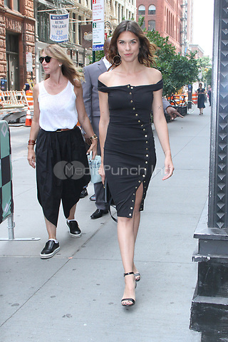 NEW YORK, NY July 11, 2018 Ana Ularu at Build Series  to talk about  new movie Siberia in New York. July 11, 2018 Credit:RW/MediaPunch