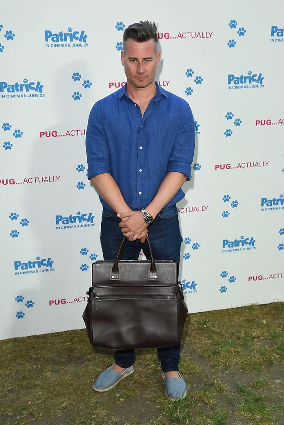 "Tim Vincent<br /> arriving for the ""Patrick"" UK premiere, London<br /> <br /> ©Ash Knotek  D3411  27/06/2018"