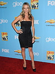 Jessalyn Gilsig. at Fox's Premiere Screening & Party for Glee held at Paramount Studios in Hollywood, California on September 07,2010                                                                   Copyright 2010  Hollywood Press Agency
