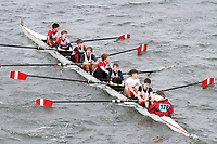 Crew: 178  Kingston G Sch  Event: J15 School 1st eights<br /> <br /> Schools' Head of the River 2017<br /> <br /> To purchase this photo, or to see pricing information for Prints and Downloads, click the blue 'Add to Cart' button at the top-right of the page.