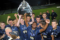 180401 ISPS Handa Premiership Football Final - Auckland City FC v Team Wellington
