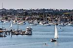 Newport Harbor, CA.