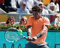 Tenis. Mutua Madrid Open. Nadal vs Davydenko