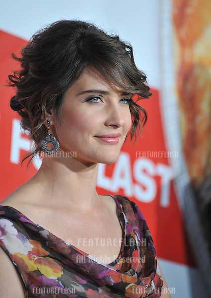 "Cobie Smulders at the US premiere of ""American Reunion"" at Grauman's Chinese Theatre, Hollywood..March 19, 2012  Los Angeles, CA.Picture: Paul Smith / Featureflash"