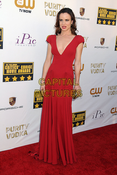 LOS ANGELES, CA - JANUARY 16:  - Juliette Lewis. 19th Annual Critics' Choice Movie Awards held at Barker Hangar. <br /> CAP/ADM/BP<br /> &copy;Byron Purvis/AdMedia/Capital Pictures