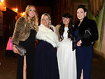 Paula McNab, Claire Brennan, Jane Clarke and Rachel Grogan from Peter Mark pictured at the Business Excellence Awards in Earth Night Club at the Westcourt Hotel. Photo:Colin Bell/pressphotos.ie