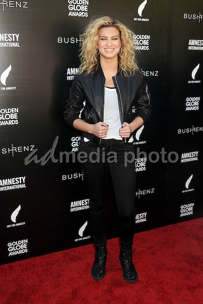 8 January 2016 - West Hollywood, California - Tori Kelly. 1st Annual Art for Amnesty Pre-Golden Globes Brunch held at Chateau Marmont. Photo Credit: Byron Purvis/AdMedia