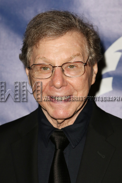 Maury Yeston attends the 2015 Drama Desk Awards at Town Hall on May 31, 2015 in New York City.