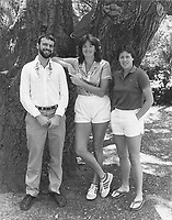 Date Unknown: Dotty McCrea, Mike Kehoe and Eileen Roche.