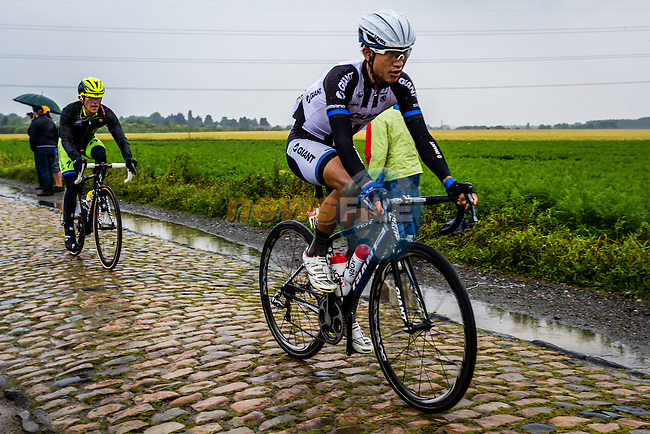 Tour de France, Stage 5: Ypres > Arenberg Porte du Hainaut, UCI WorldTour, 2.UWT, Wallers, France, 9th July 2014, Photo by Thomas van Bracht / Peloton Photos