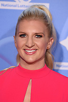 LONDON, UK. September 21, 2018: Rebecca Adlington at the National Lottery Awards 2018 at the BBC Television Centre, London.<br /> Picture: Steve Vas/Featureflash