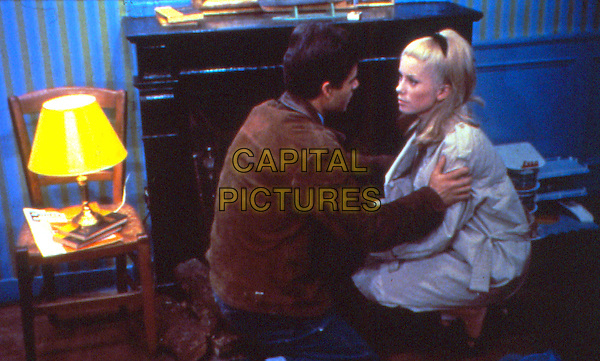 NINO CASTELNUOVO & CATHERINE DENEUVE.in Umbrellas of Cherbourg (Les Parapluies de Cherbourg).*Editorial Use Only*.www.capitalpictures.com.sales@capitalpictures.com.Supplied by Capital Pictures.